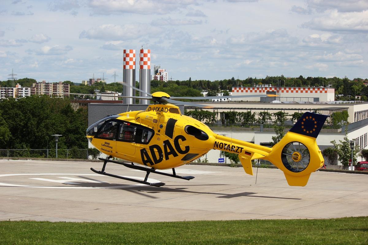 ADAC Luftrettung bleibt in Ochsenfurt