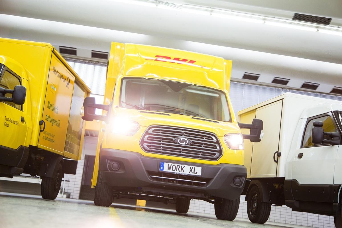 Energy2market und Deutsche Post optimieren Strombezug und Energieeinsatz an Logistikstandorten - Abschluss des staatlich geförderten Forschungsprojekts TRADE EV