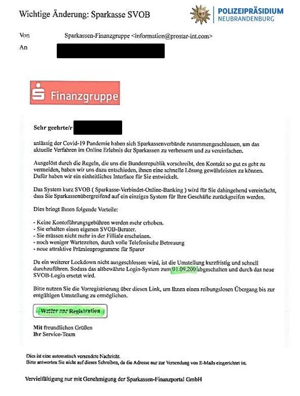 Pol Nb Senioren In Robel Und Eggesin Werden Opfer Von Internetbetrugern Und Presseportal