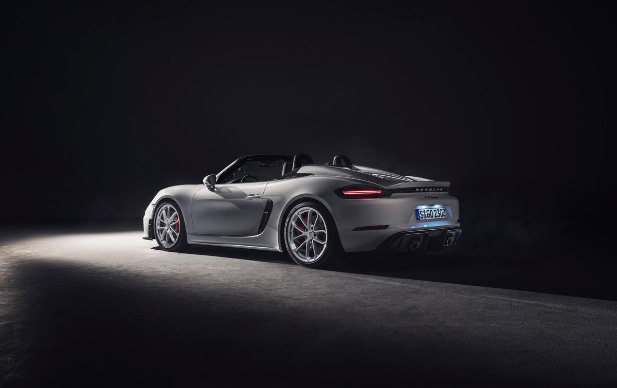 De nouvelles athlètes à moteur atmosphérique : les Porsche ...