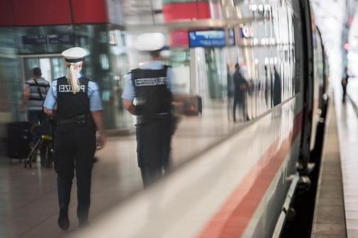 Festnahme Frankfurt