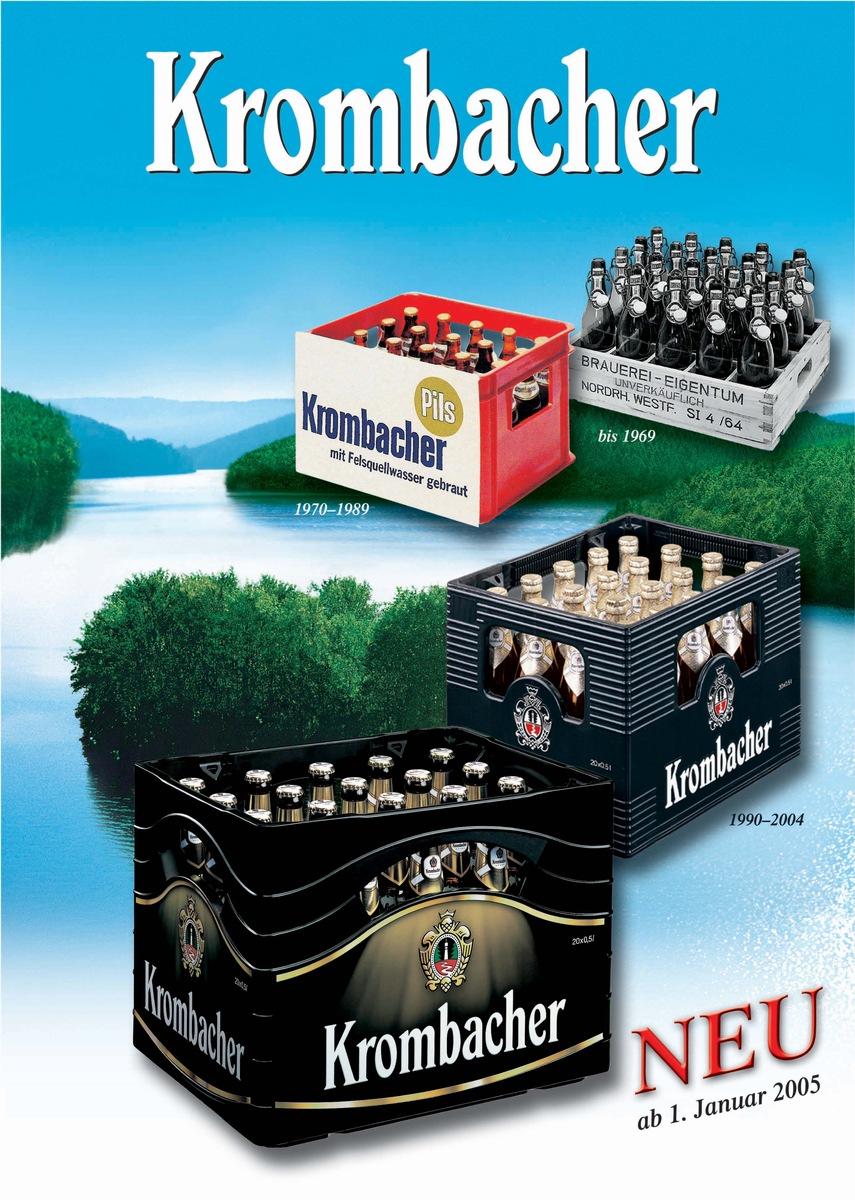 Krombacher Brauerei Bringt Neuen Kasten Auf Den Markt