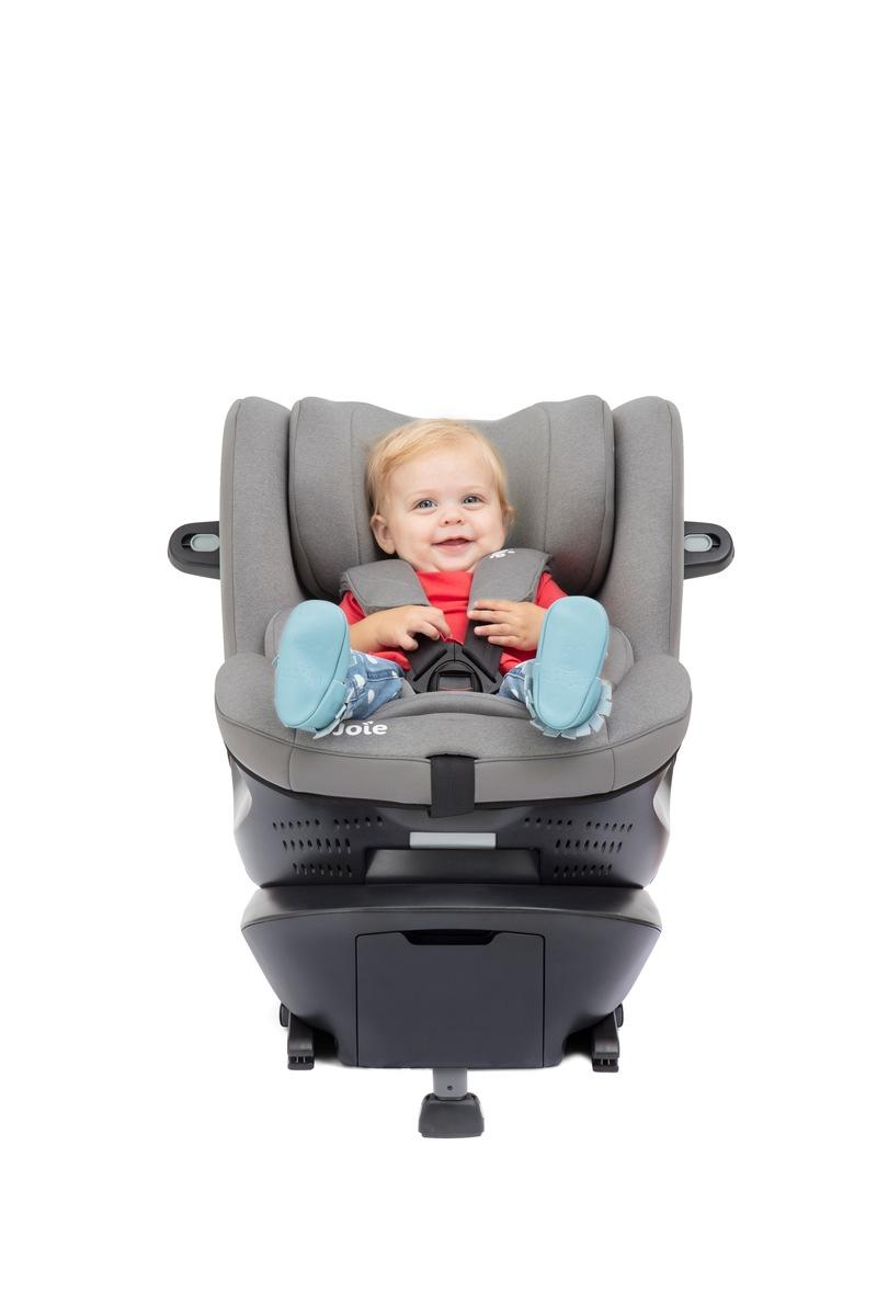 Verkehrssicherheit von Kindern weltweit fördern / Kindersitzhersteller Joie kooperiert mit den Vereinten Nationen (UNITAR)