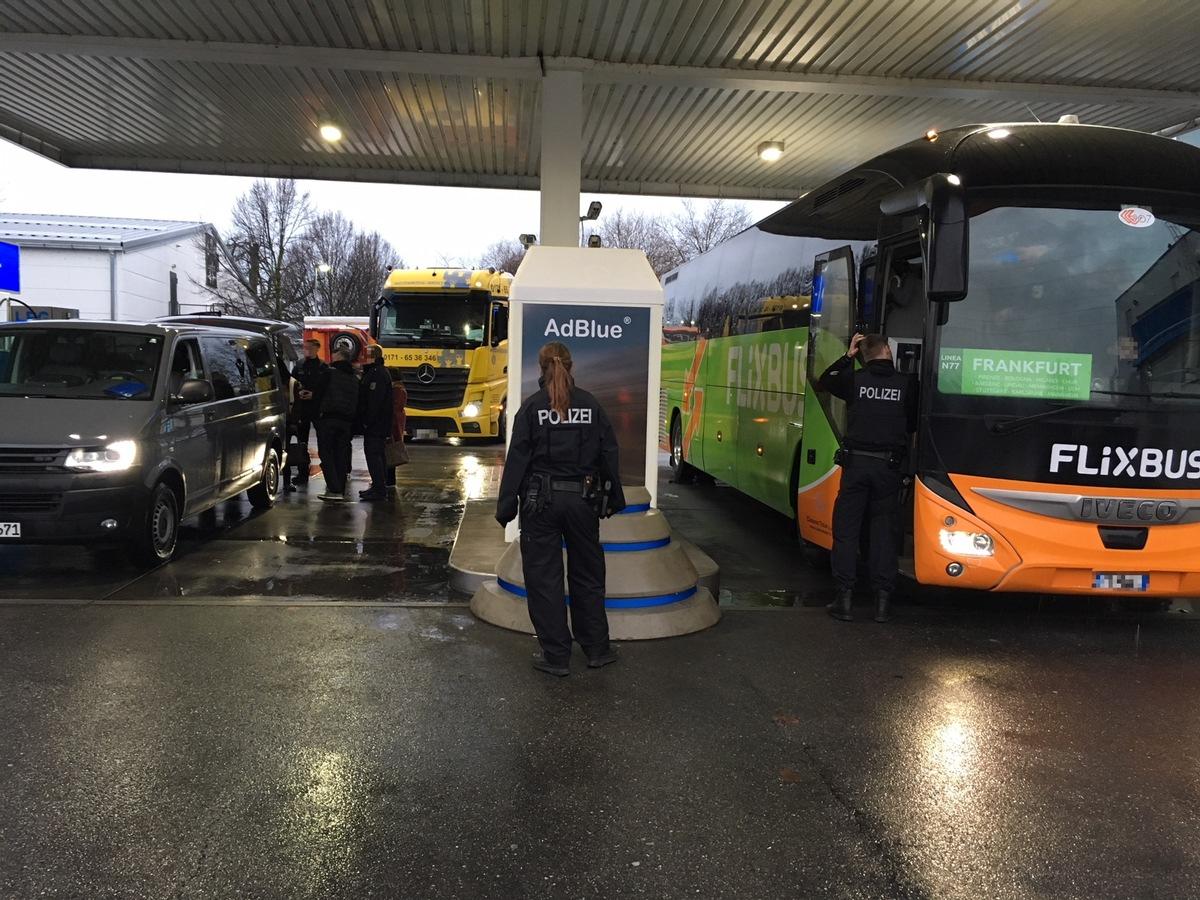 Bundespolizeidirektion München Ein Arbeitsreiches