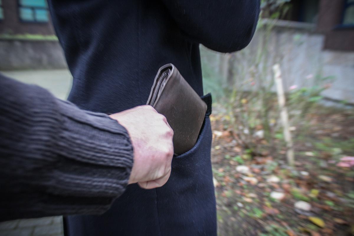 Schutz Vor Taschendieben