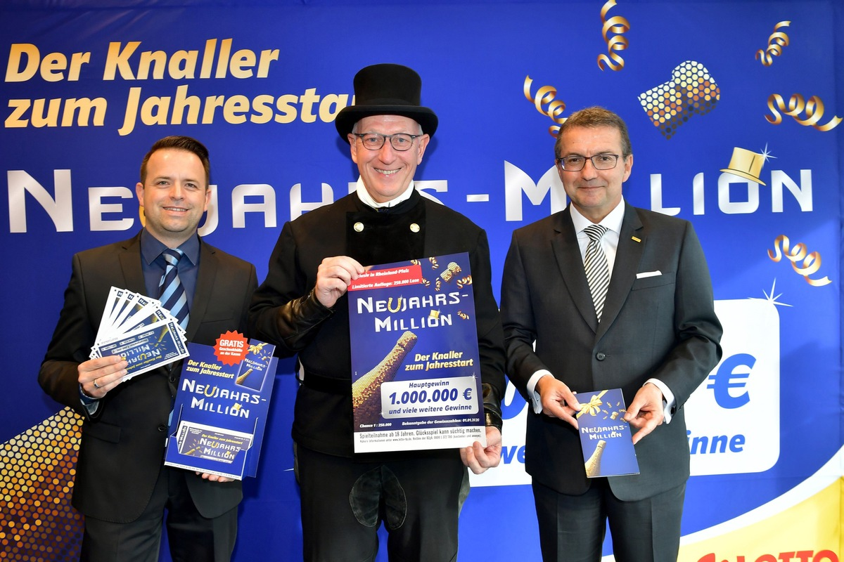 Neujahrs Million Rheinland Pfalz 2020