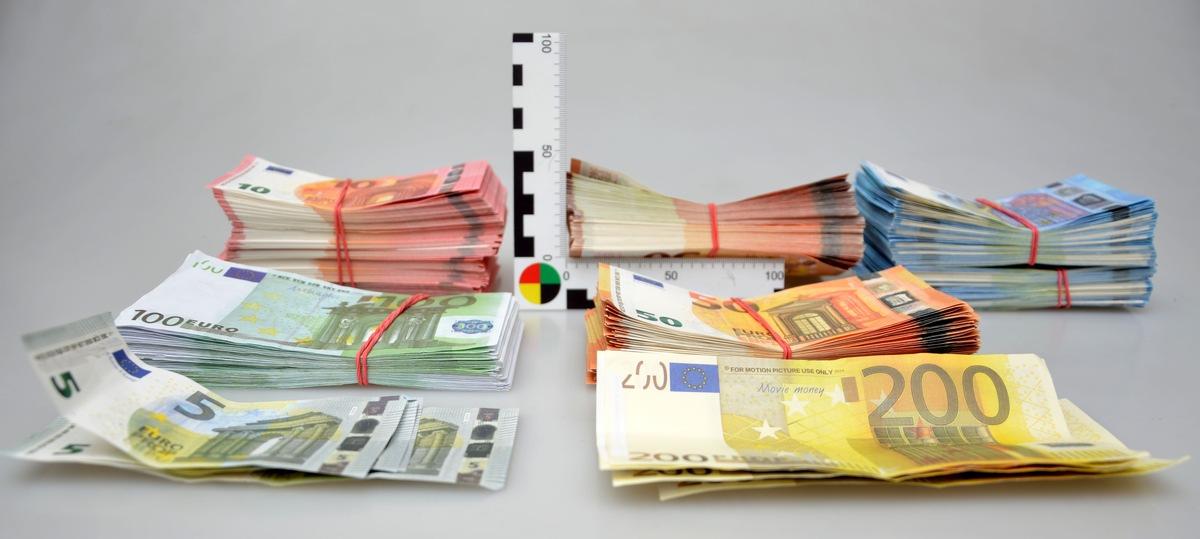 Falschgeld Erkennen App