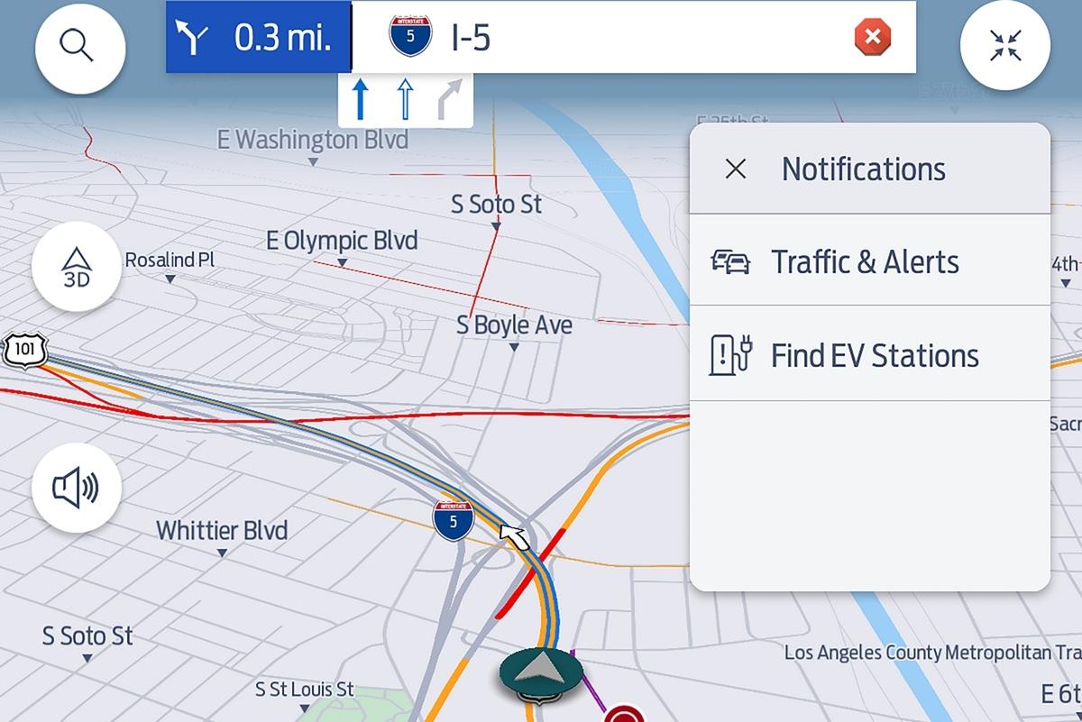 Premium-Dienst für Verkehrsinformationen: Ford beauftragt TomTom als Zulieferer für nächste SYNC-Generation
