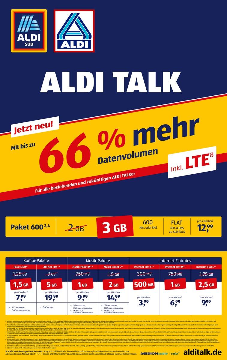 Aldi Talk 3gb