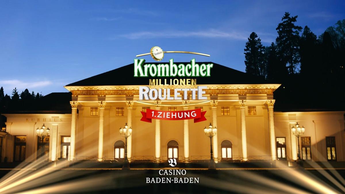 Krombacher Roulette 3 Ziehung