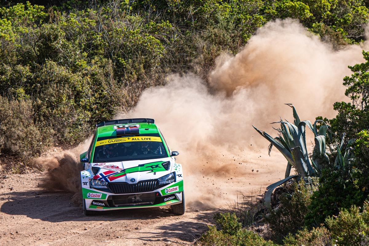 Rallye Polen: ŠKODA Motorsport Kundenteams bereit für den Auftakt der Europameisterschaft