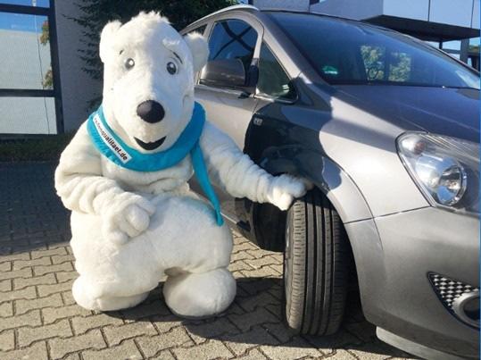 Für mehr Verkehrssicherheit: Kostenlose Reifenchecks an deutschen Waschstraßen