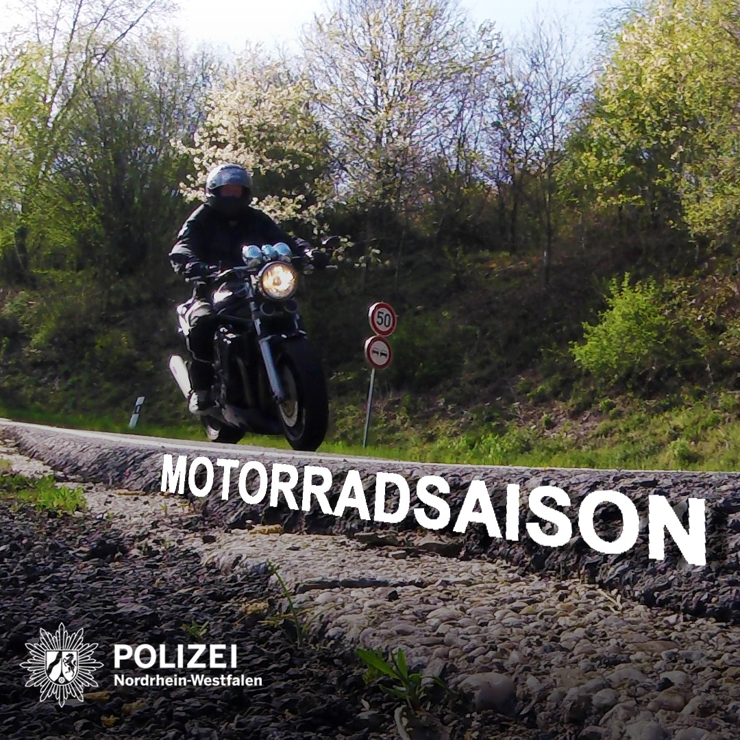 motorrad fahren nrw
