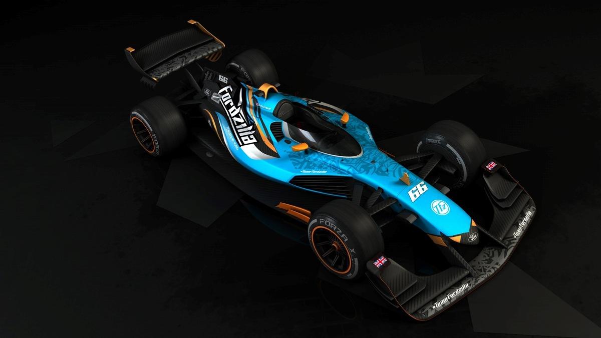E-Sport Rennserie V10-R: Team Fordzilla rüstet sich für Teilnahme an weltweit neuem E-Sport-Wettbewerb
