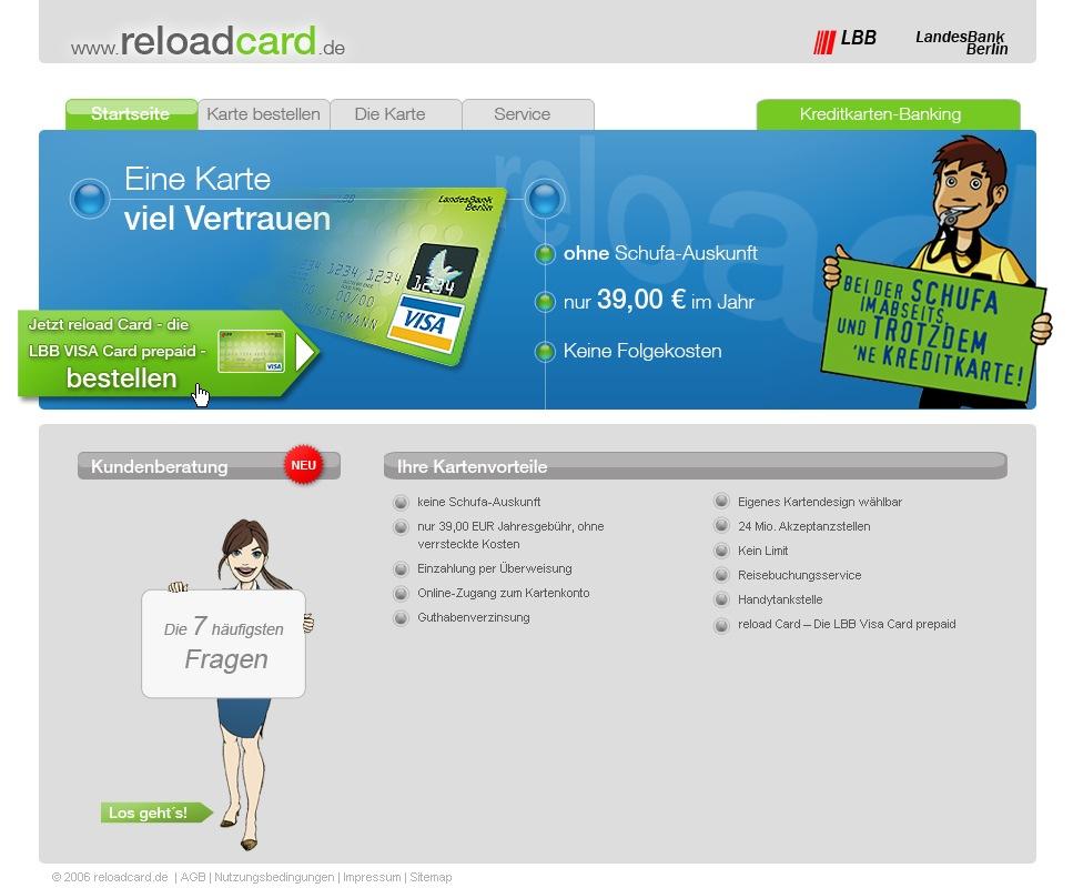 lbb prepaid kreditkarte