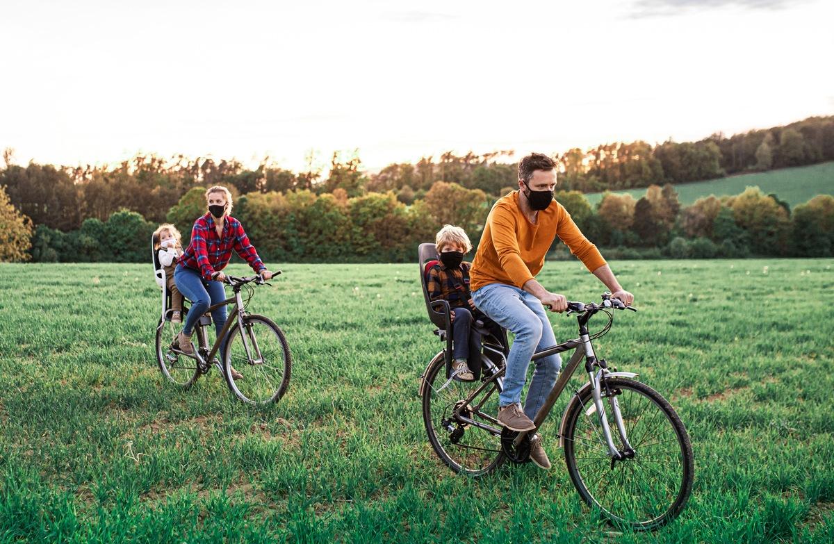 Forsa-Umfrage zur Fahrradnutzung: So nutzen die Deutschen das Rad während der Corona-Pandemie