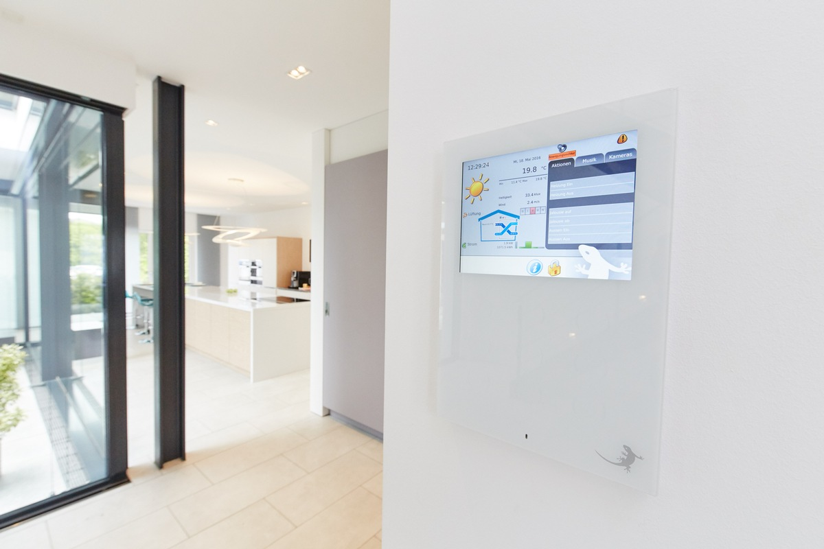 New Home Smarthome 4 Tipps Fur Bauherren Presseportal