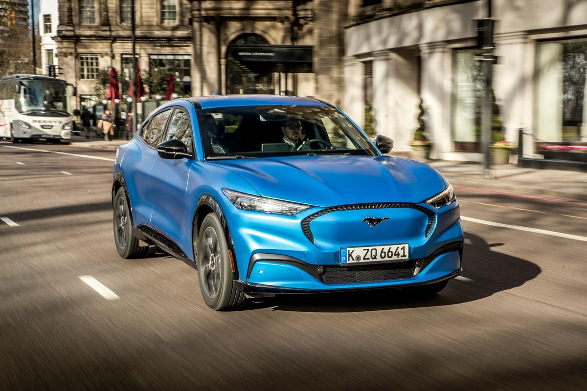 Ford und Mobileye erweitern Kooperation für kamerabasierte Fahrzeug-Funktionen