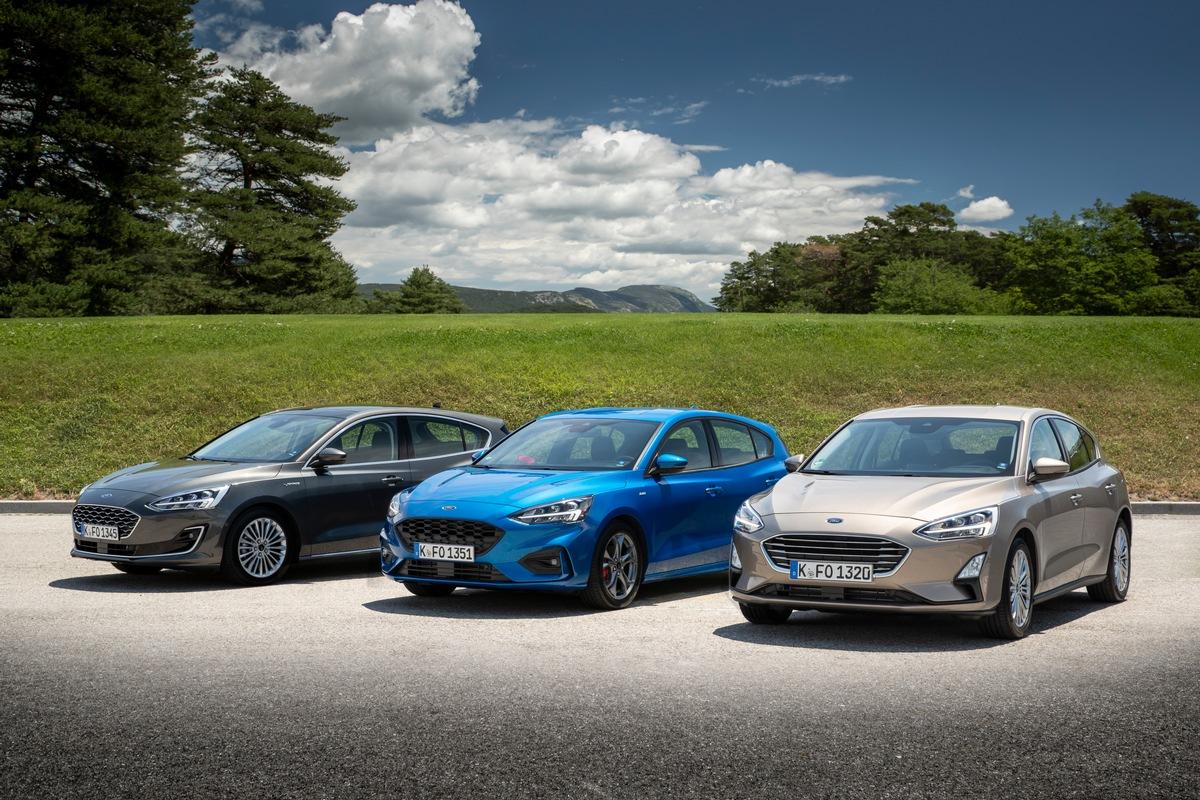 Ford blickt auf ein sehr erfolgreiches Flottenjahr 2019 zurück