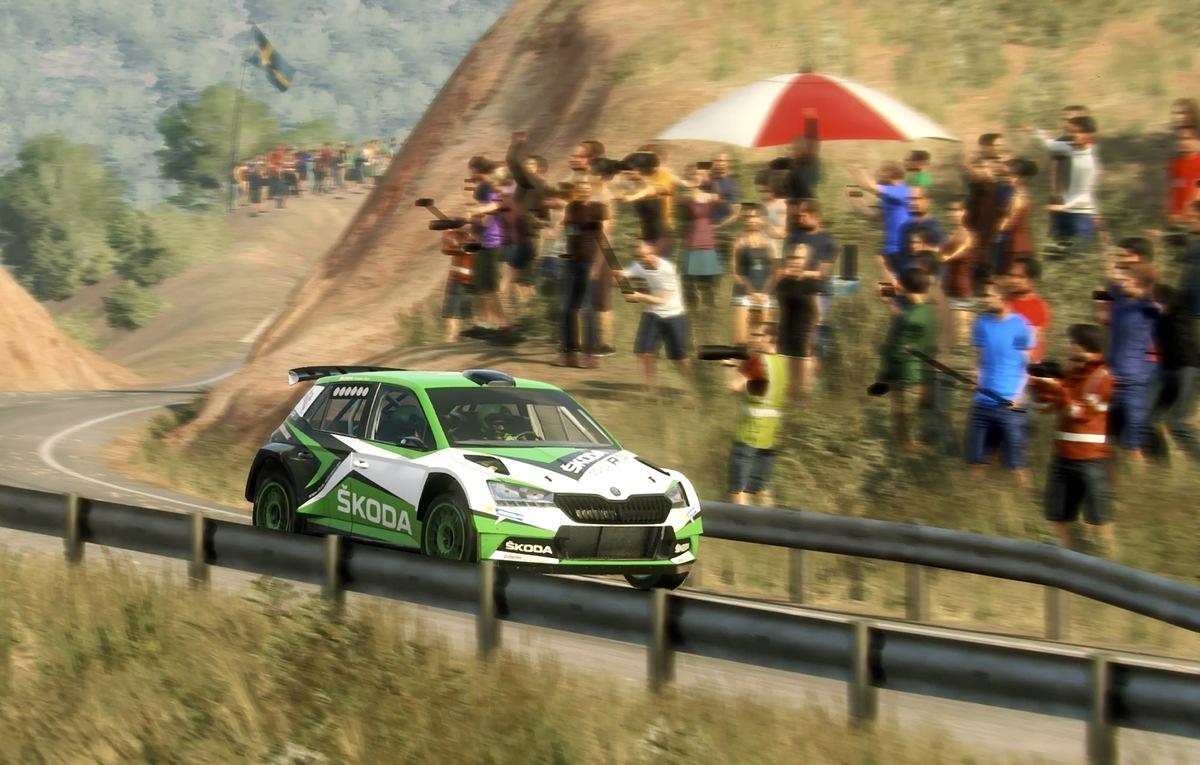 beatSKODAACES - SKODA Motorsport eChallenge geht bei Rallye Katalonien in die dritte Runde