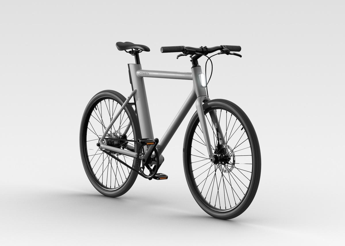 Mit E-Power Richtung Verkehrswende: Cowboy präsentiert dritte Generation des elektrischen Bikes