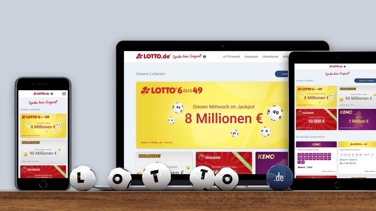Lotto Niedersachsen App