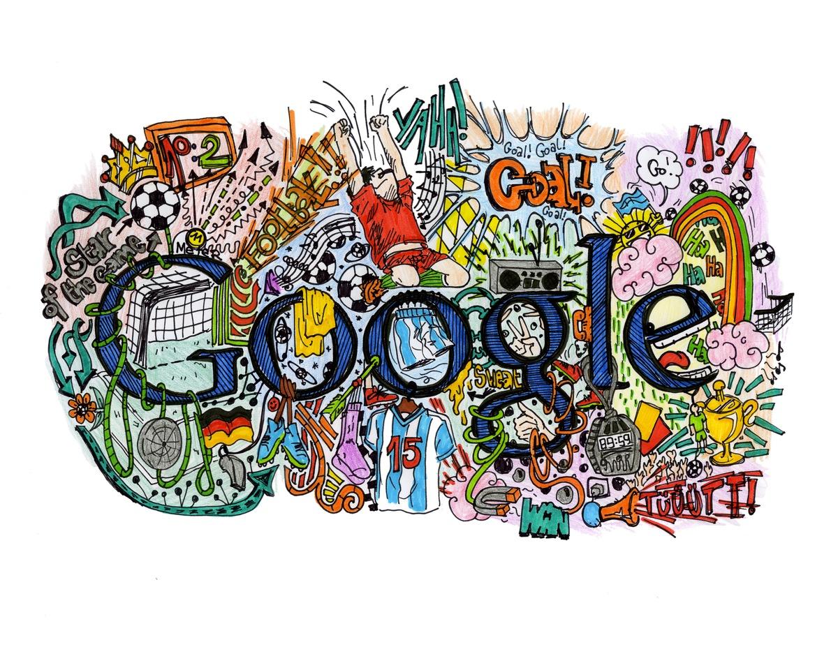 ▷ Google macht Stimmung fürs EM Finale Am Sonntag stimmt Google ...