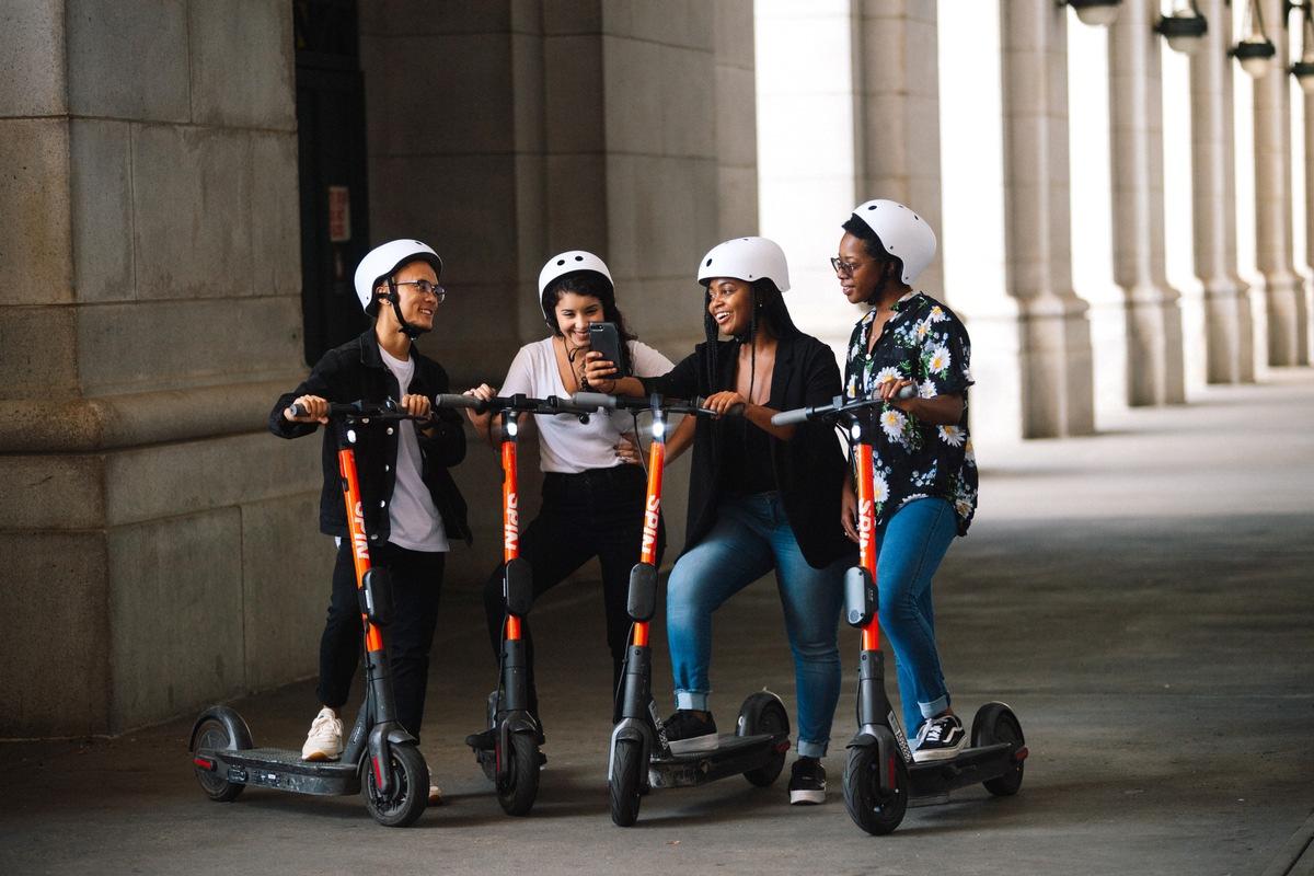 E-Scooter für Köln und weitere Großstädte - Spin expandiert als Tochterfirma der Ford Motor Company nach Europa