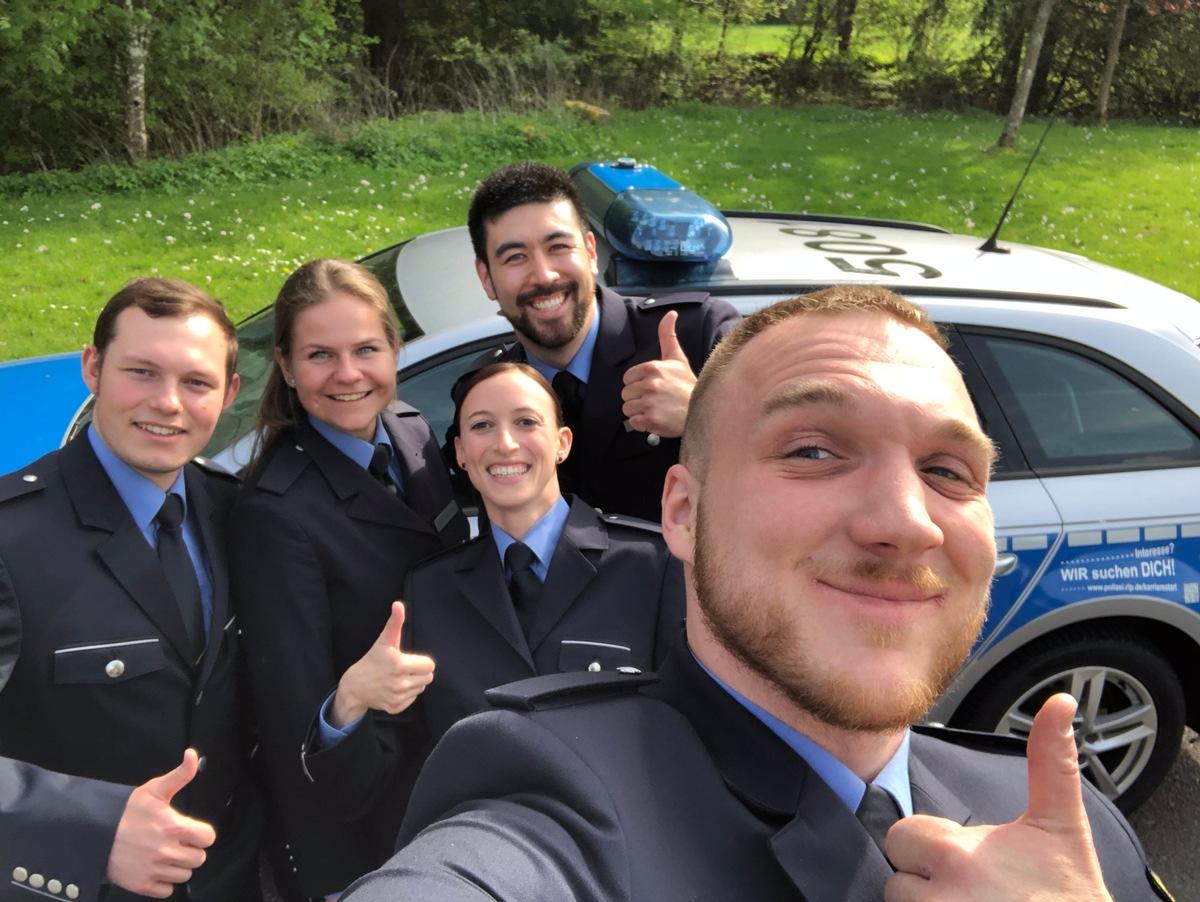 Karriere Polizei Willkommen In Rheinland Pfalz 14