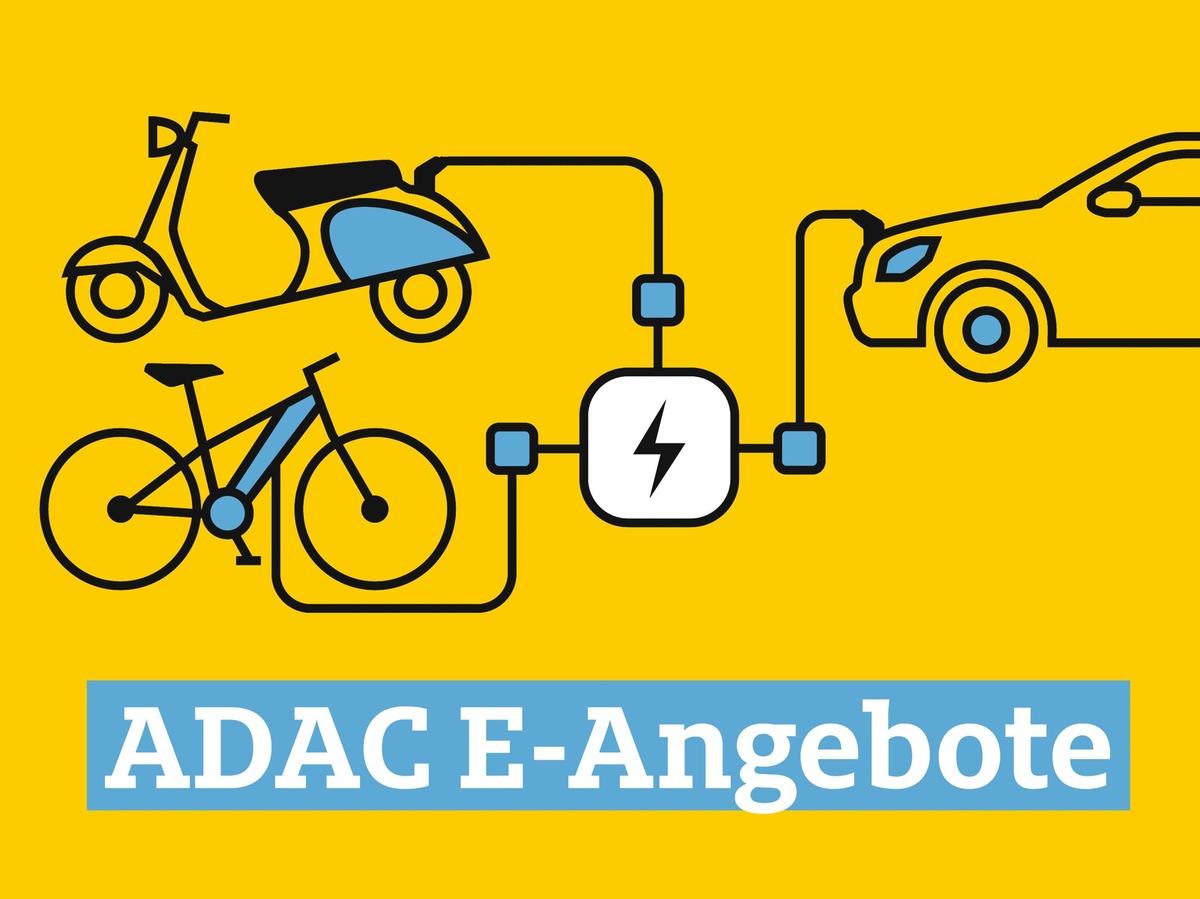 Elektro-Offensive: ADAC SE erweitert E-Angebot für Mitglieder / Elektroautos und Hybrid-Modelle von Kia, Nissan und Renault zu Vorzugskonditionen erhältlich