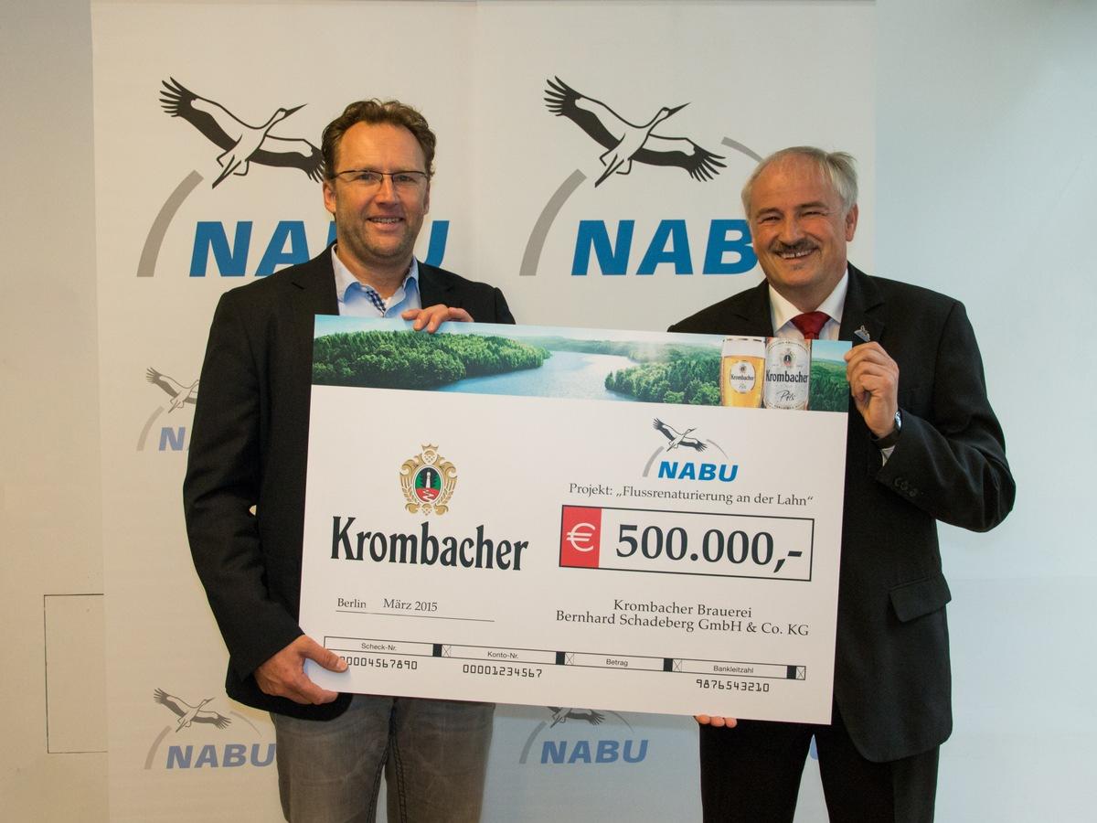 Krombacher.De 500.000