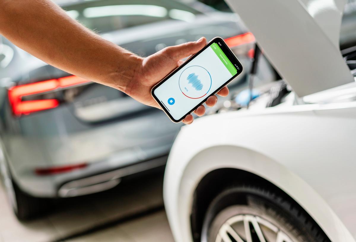 SKODA AUTO nutzt Künstliche Intelligenz für noch präzisere technische Diagnosen im Servicebereich