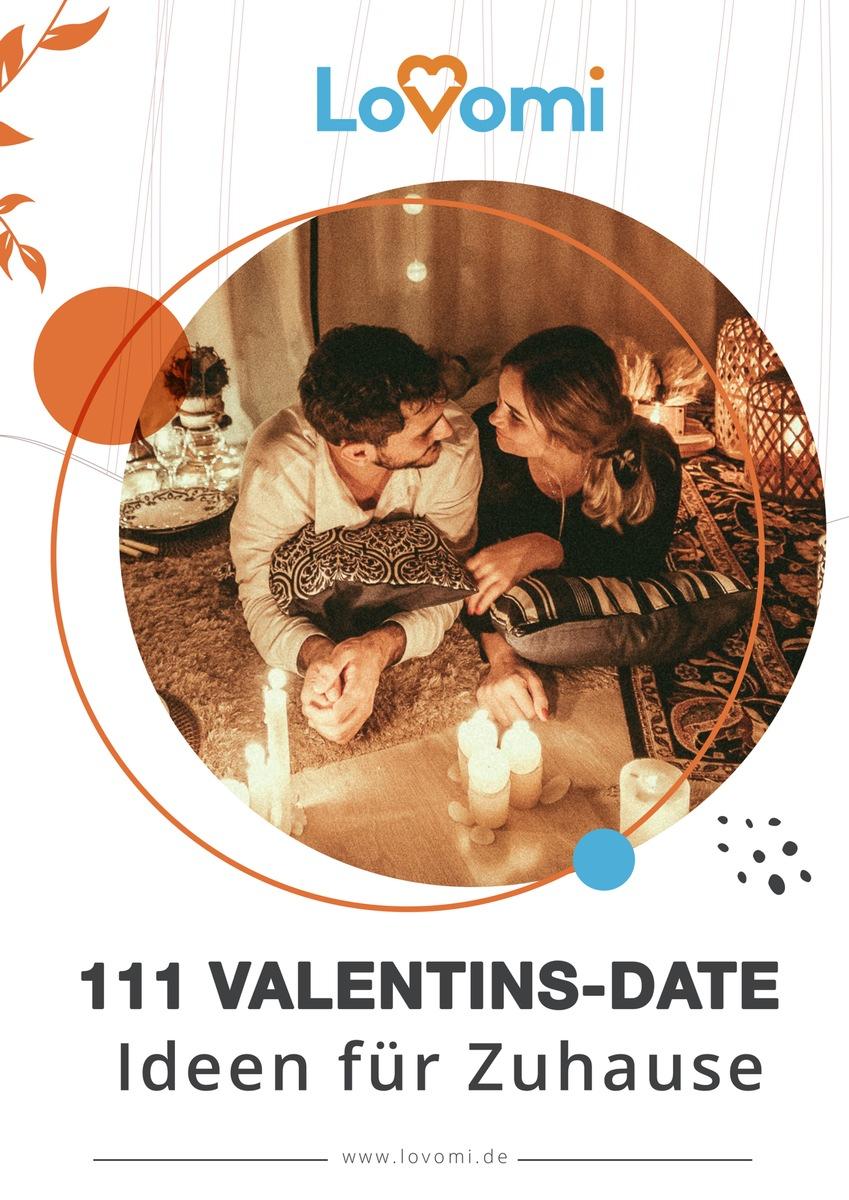 111 Ideen für das Valentins-Date zu Hause   Presseportal