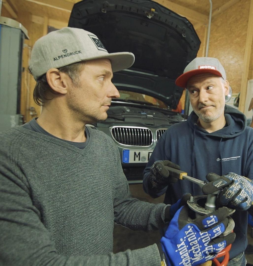 KÜS: 'Roots Racing' alias Tim Schrick und Luke Gavris neu bei KÜS Media