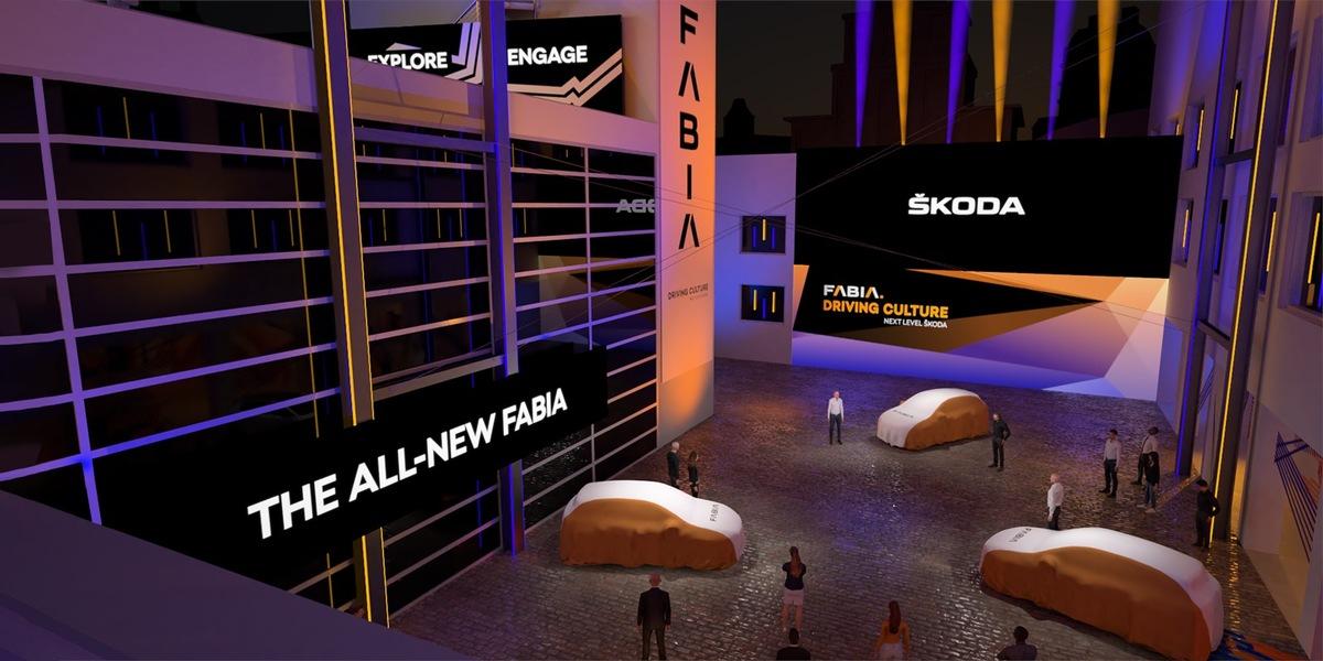 ŠKODA präsentiert den neuen FABIA am 4. Mai