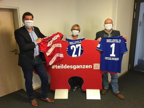 Klinikum Bielefeld: Bonusauszahlung für Pflegende