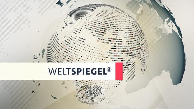 """Das Erste: """"Weltspiegel""""- Auslandskorrespondenten berichten am Sonntag, 11. April 2021, um 19:20 Uhr vom SWR im Ersten"""