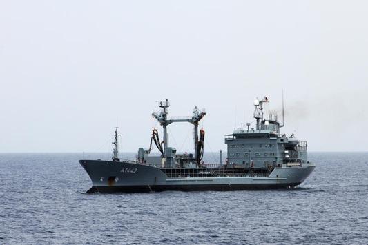 """""""Spessart"""" schließt sich NATO-Einsatzverband an"""