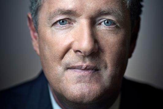 Am kommenden Montag: Crime + Investigation zeigt Piers Morgans Interview mit einem Psychopathen, der seine Schwester ermordete
