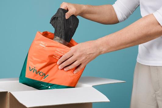 LILLYDOO erweitert Mehrmarken-Plattform mit Vivoy um Produkte für Blasenschwäche