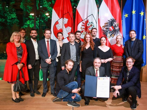Kaiser Maximilian Preis verliehen an #EUROPAgegenCovid19