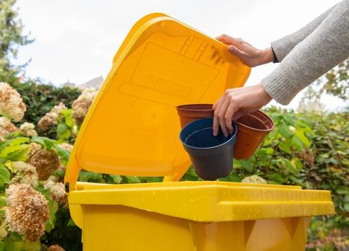 """Herbststart: Abfälle rund um den Garten richtig entsorgen / Tipps der Initiative """"Mülltrennung wirkt"""""""