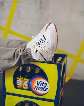 """""""The New Oldschool"""" / Der Sneaker von Vitamalz x hummel"""