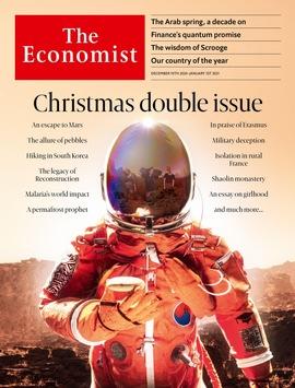 The Economist: Spaziergang auf dem Mars | Zululand | Afro-amerikanische Ökonomin Alexander | CEO des Shaolin-Klosters
