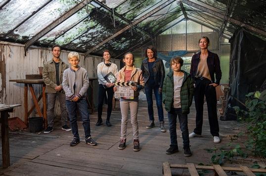"""Drehstart für den Lena-Odenthal-Tatort """"Und raus bist du"""" (AT)"""