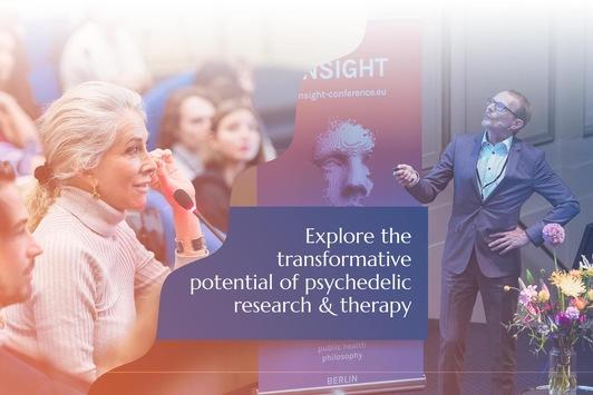 Psychedelische Forschung und Medizin: Zum zweiten Mal lädt die gemeinnützige MIND Foundation ein zur internationalen Konferenz INSIGHT vom 9.-12. September 2021