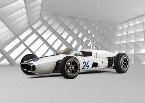 ŠKODA F3, Typ 992 (1964): Formel-Rennwagen der Europaklasse