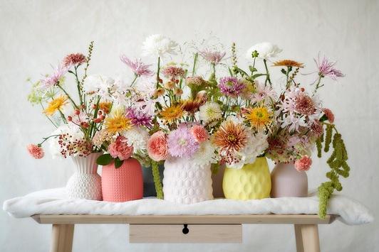 Four Seasons Bouquet-Guide / Ein Strauß für jede Jahreszeit