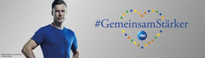 #GemeinsamStärker: Markus Rehm ist Botschafter der P&G-Initiative für Gleichstellung und Inklusion