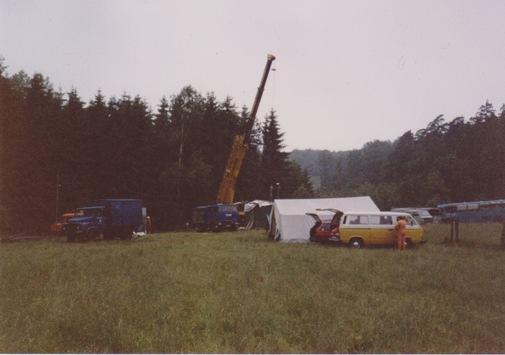 FW-MK: Aus dem Archiv – Vor 30 Jahren. Schweres Grubenunglück in Borken